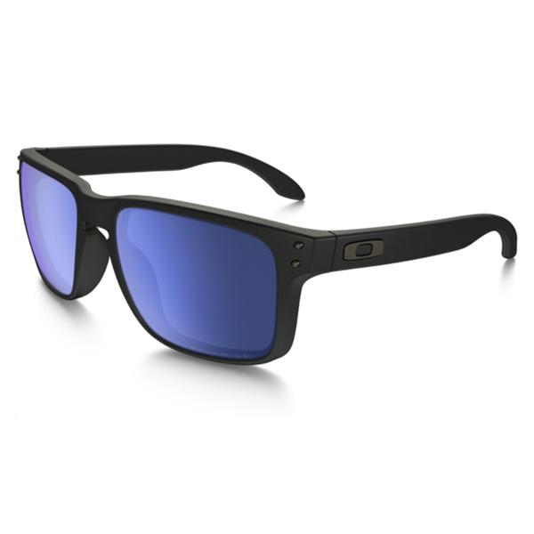 Holbrook-Matte-Black-Ice-Iridium-Polarized